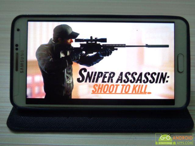 Sniper 3D Assassin: Free Games