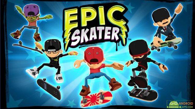 Epic Skater Game