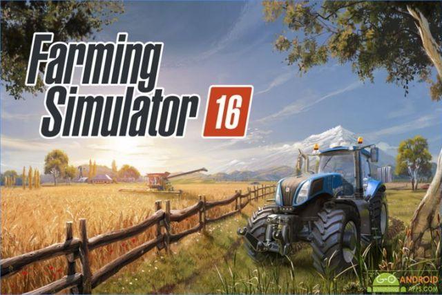 Farming Simulator 16 Android Game