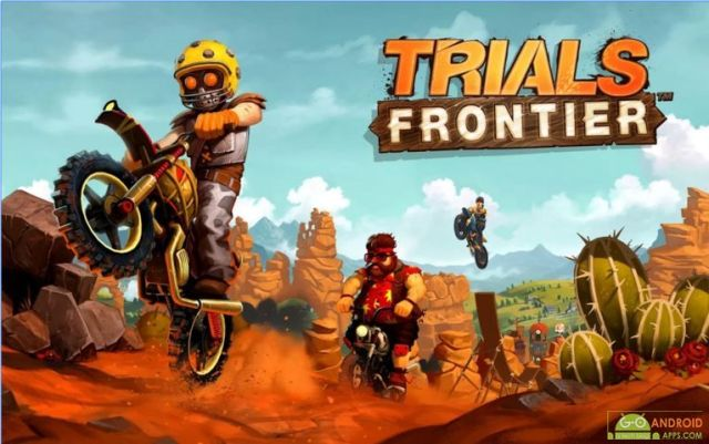 Trials Frontier Game