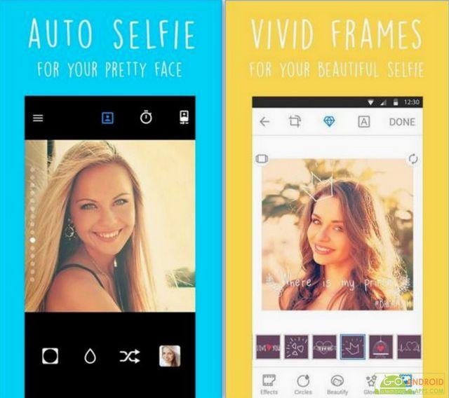 Camera for Facebook App