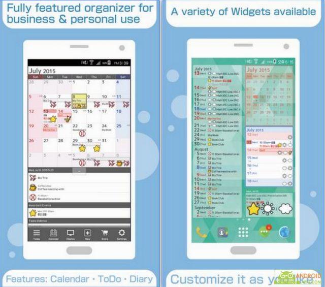 Jorte Calendar & Organizer App