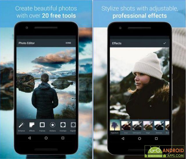 Photo Editor by Aviary App