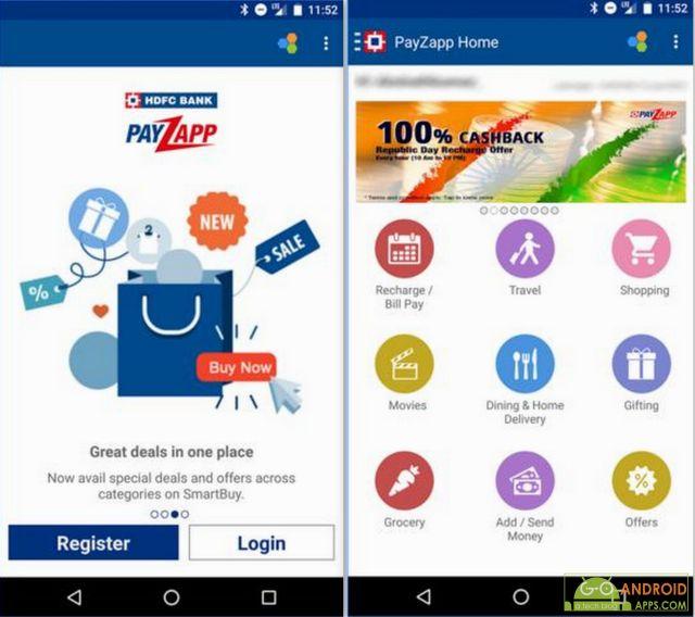 Recharge, Pay Bills & Shop App