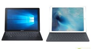 Samsung Galaxy TabPro S vs Apple iPad Pro