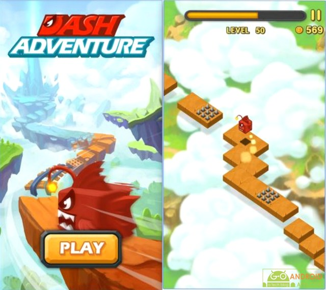 Dash Adventure - Runner Game