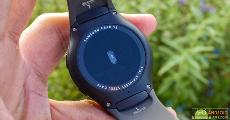 GEAR S2 Charging Slot