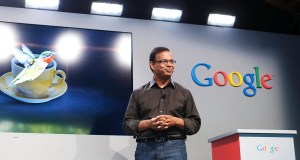 Google search chief Amit Singhal