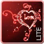 Heart Live Wallpaper lite