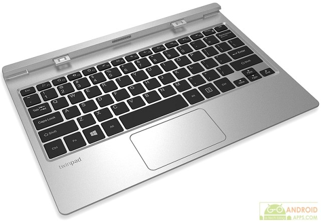 Lava Twinpad Keyboard