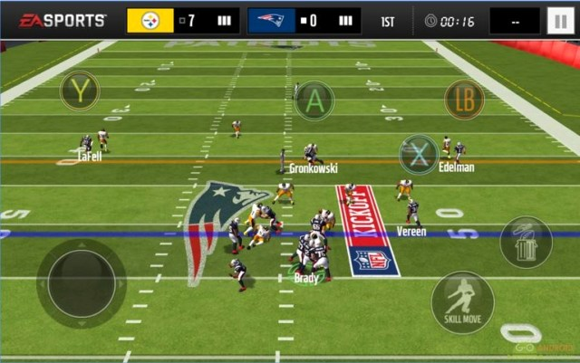Madden NFL Mobile NFL Game