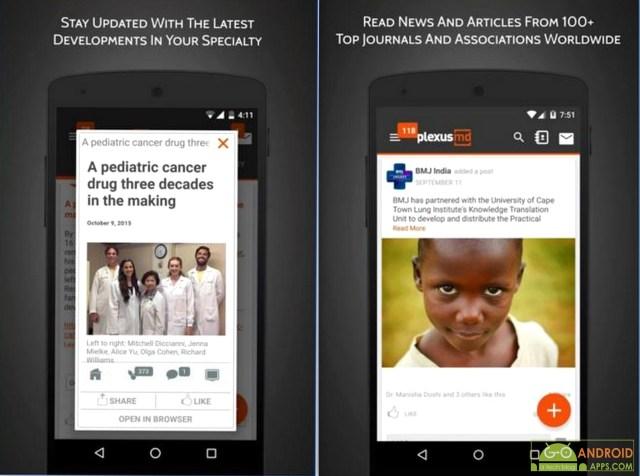 PlexusMD for Doctors App