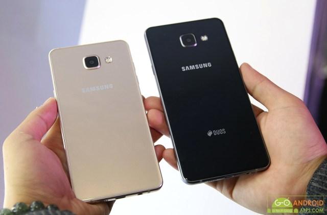 Samsung Galaxy A7 & Samsung Galaxy A5