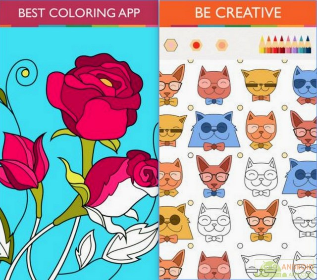 Colorfy - Coloring Book Free App