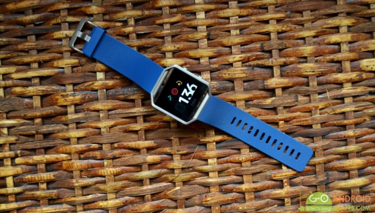 Fitbit Blaze Review in First Impresssion