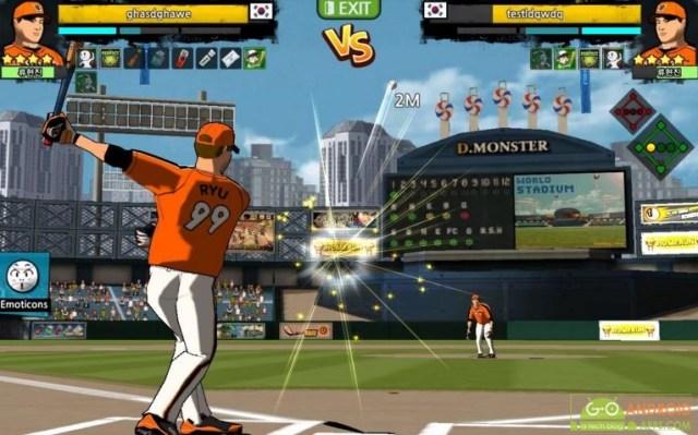 FreeStyle Baseball2 Game