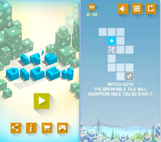 Its Dicey App, Android Games Weekly
