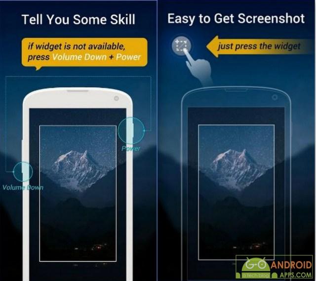 OK Screenshot App