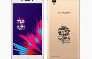 Oppo F1 ICC WT20 Smartphone