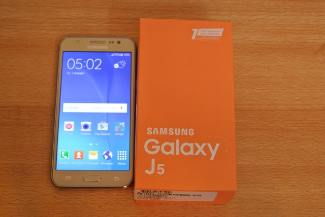 SAMSUNG GALAXY J5 (2016) REVIEWS