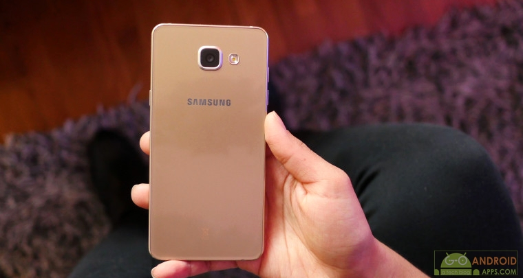 Samsung Galaxy A5 First Impression