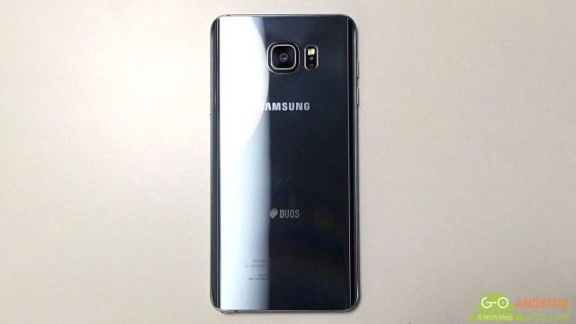 Samsung Galaxy Note 5 Dual Smartphone