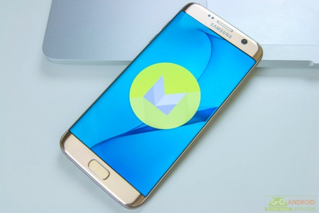 Samsung Galaxy S7 Software