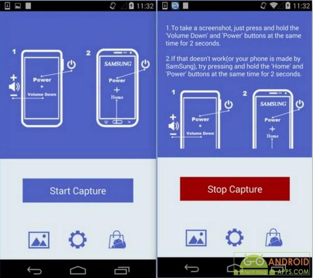 Super Screenshot App