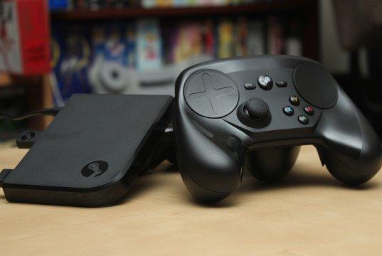 Valve Make Own Steam Controller now onwards