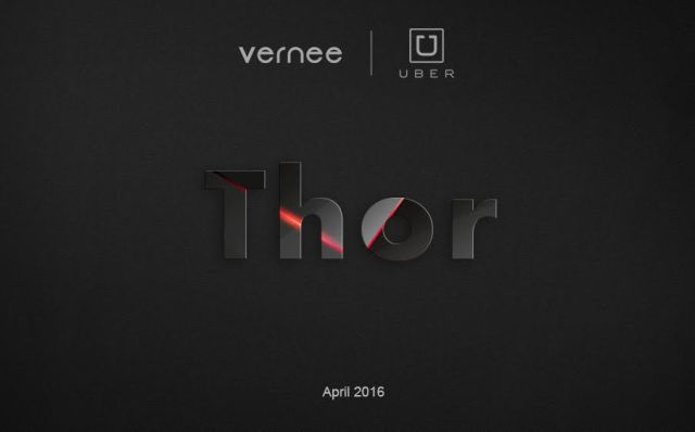 Vernee Thor Company