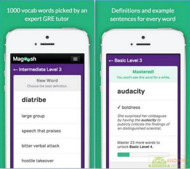 Vocabulary Builder App