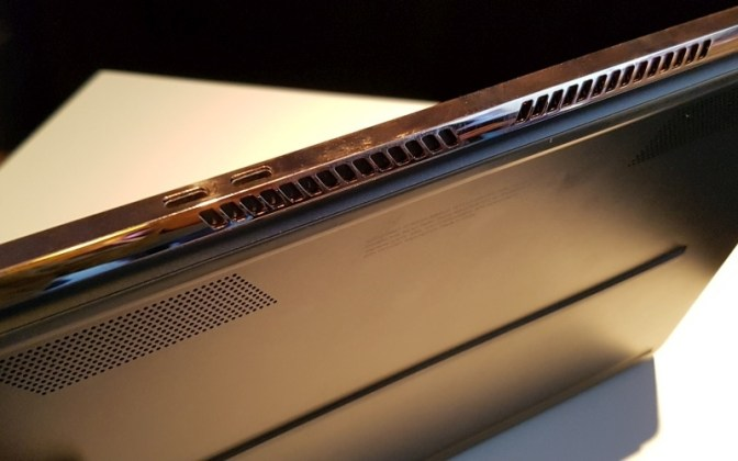 HP Spectre 13 Design