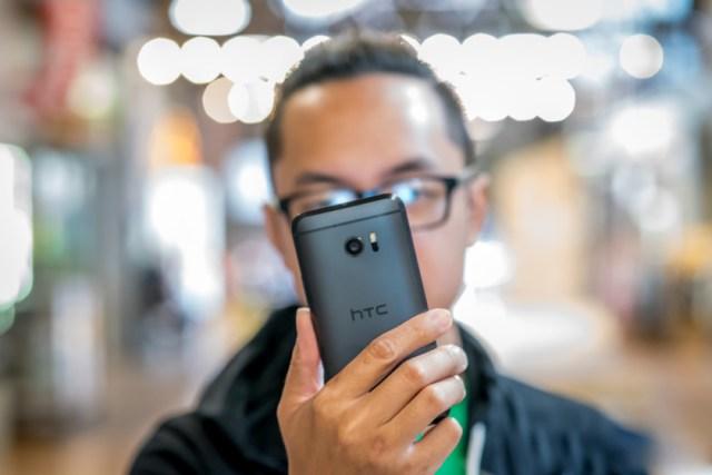 HTC 10 Body