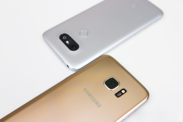 LG G5 vs Samsung Galaxy S7 Edge Review