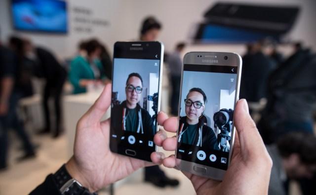 Samsung Galaxy S7 vs Note 5 camera