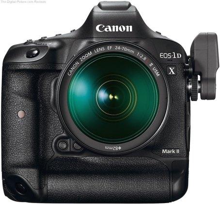 Canon EOS-1D X Mk II Lense