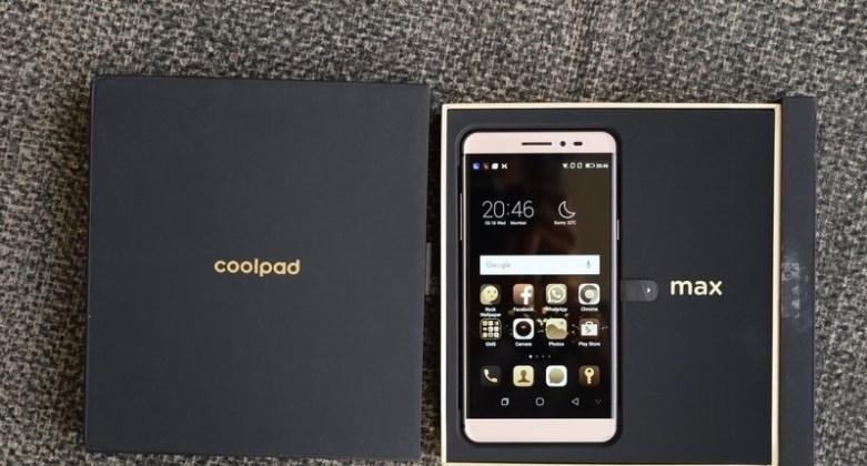 Coolpad Max Box