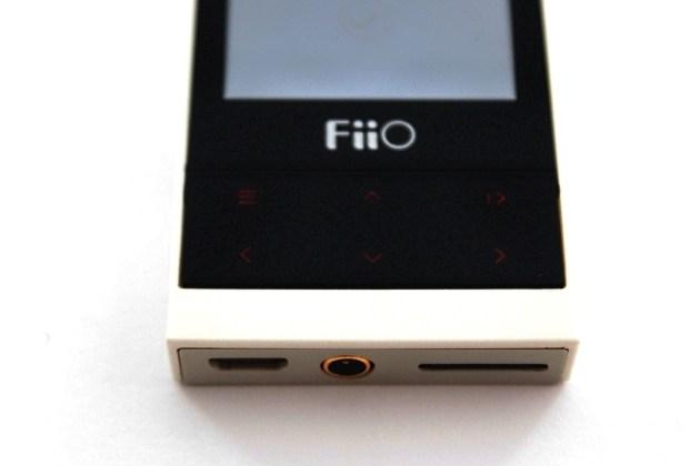 Fiio M3 Slots