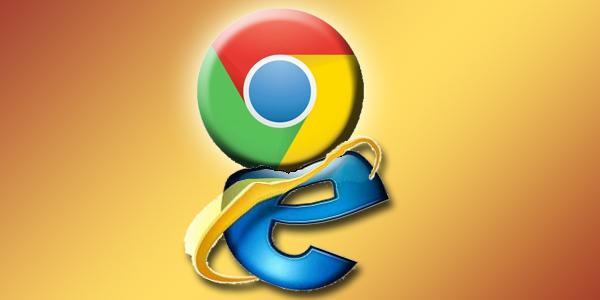 Google Chrome overtakes Internet Explorer For Better Surfing
