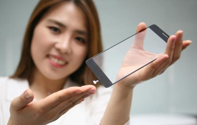 LG Innotek moves fingerprint sensor from home button to bezel