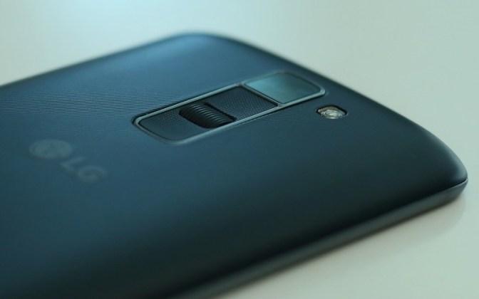 LG K7 LTE Camera