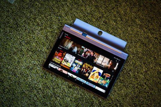 Lenovo Yoga Tab 3 Pro Design