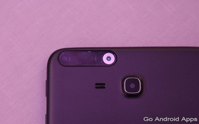 Samsung Galaxy Tab Iris Camera