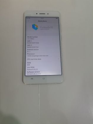 Vivo V3Max Software