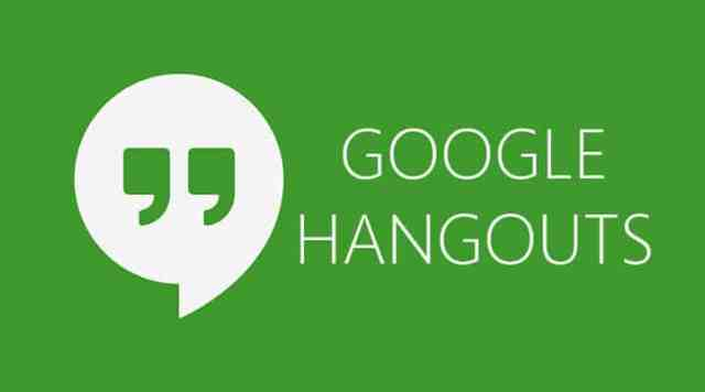 Google Hangouts for Android rolling with video messaging feature after 2 years the ios version
