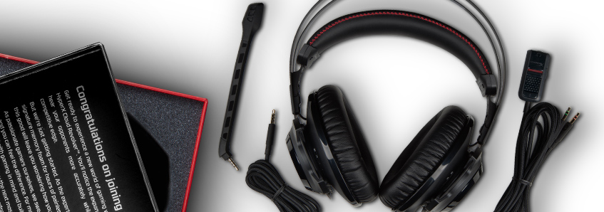Kingston HyperX Cloud Revolver Headset