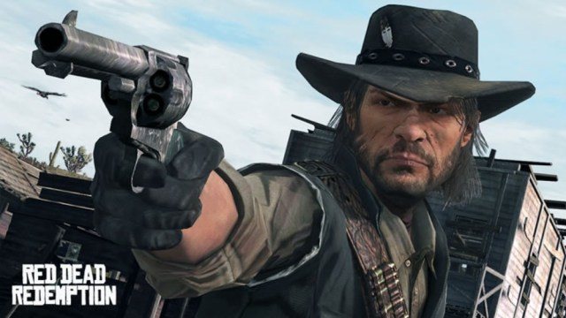 Red Dead Redemption on xbox