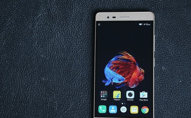 Lenovo Vibe K5 Note Mobile