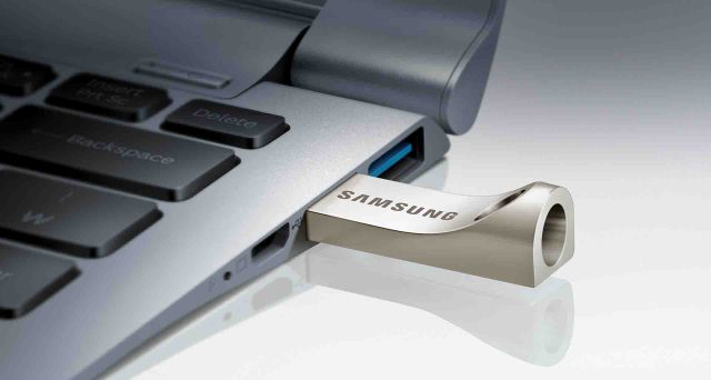 Samsung 128GB USB 3.0 Flash Drive BAR Launched