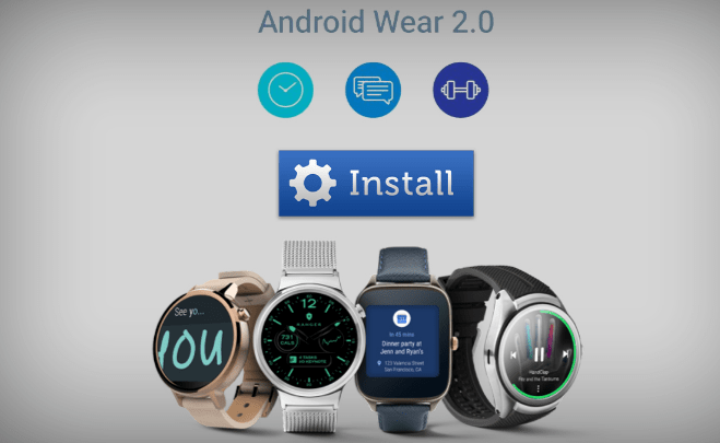 Guess Connect smartwatch gets an Android Wear 2.0 makeover